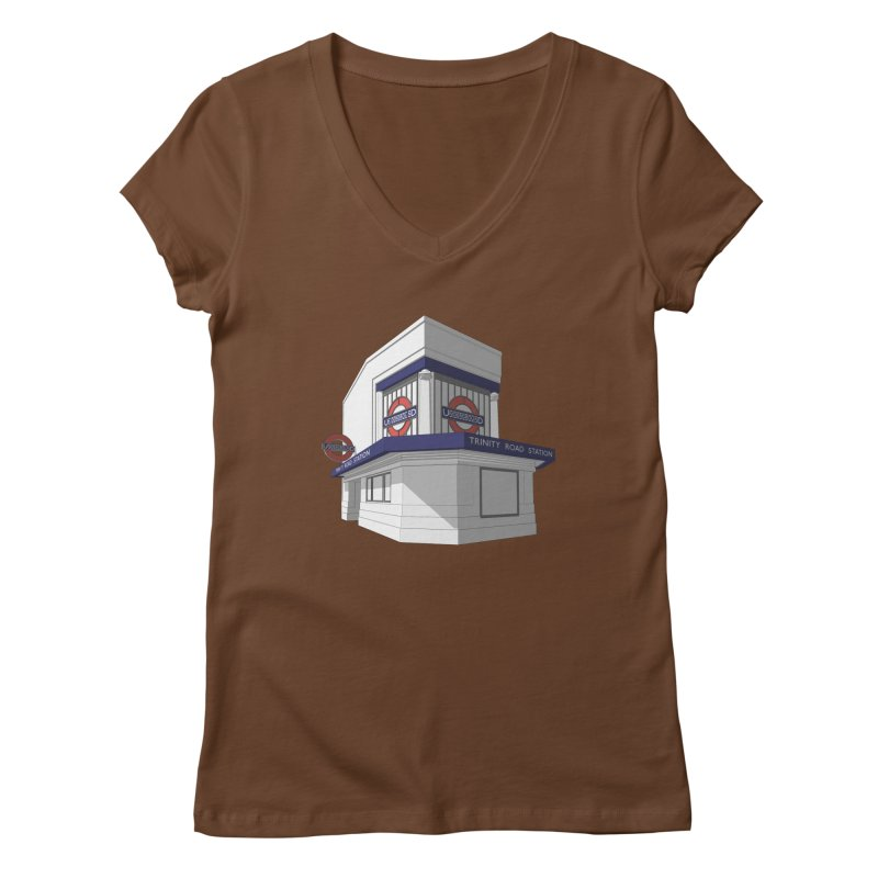 Trinity Road (Tooting Bec) Women's  by Pig's Ear Gear on Threadless