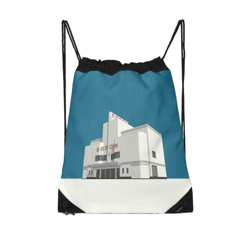 ODEON Balham Accessories Drawstring Bag Bag by Pig's Ear Gear on Threadless