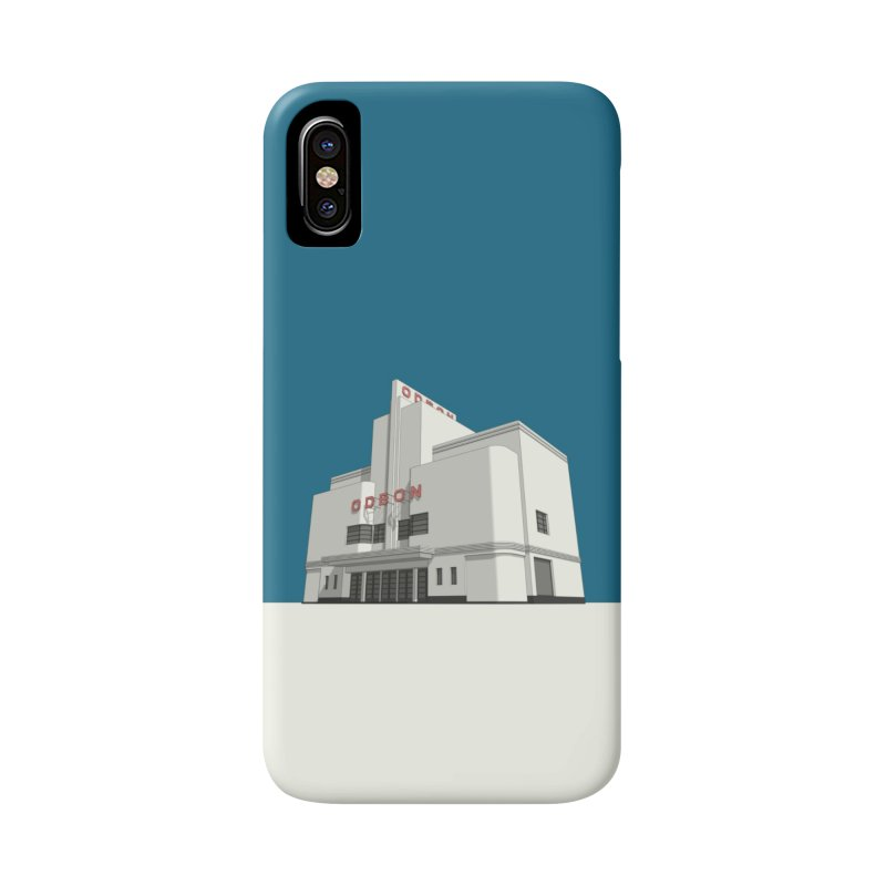 ODEON Balham Accessories Phone Case by Pig's Ear Gear on Threadless