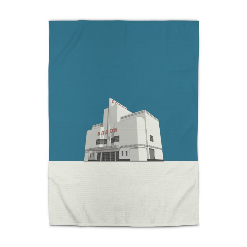 ODEON Balham Home Rug by Pig's Ear Gear on Threadless