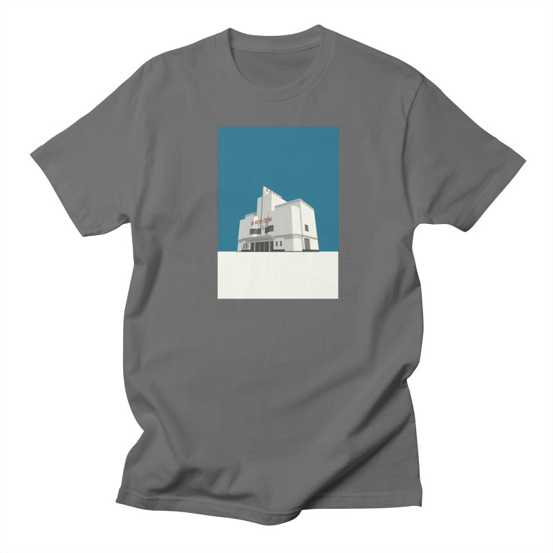 ODEON Balham Men's T-Shirt by Pig's Ear Gear on Threadless