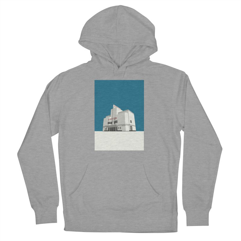 ODEON Balham Men's French Terry Pullover Hoody by Pig's Ear Gear on Threadless