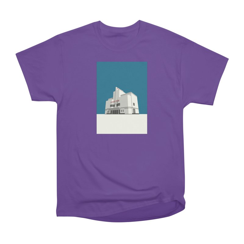 ODEON Balham Men's Heavyweight T-Shirt by Pig's Ear Gear on Threadless