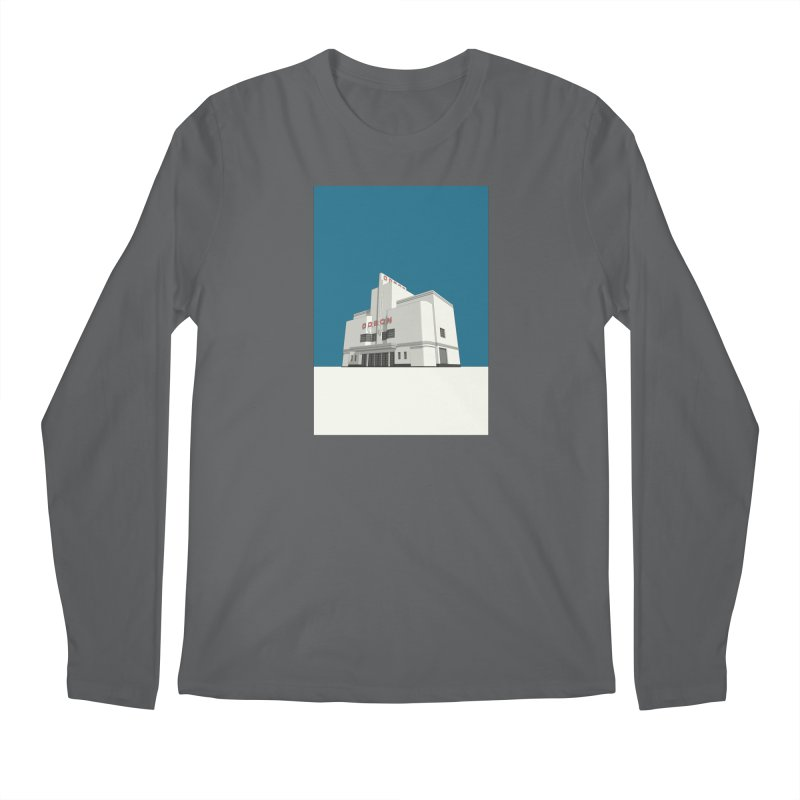 ODEON Balham Men's Regular Longsleeve T-Shirt by Pig's Ear Gear on Threadless