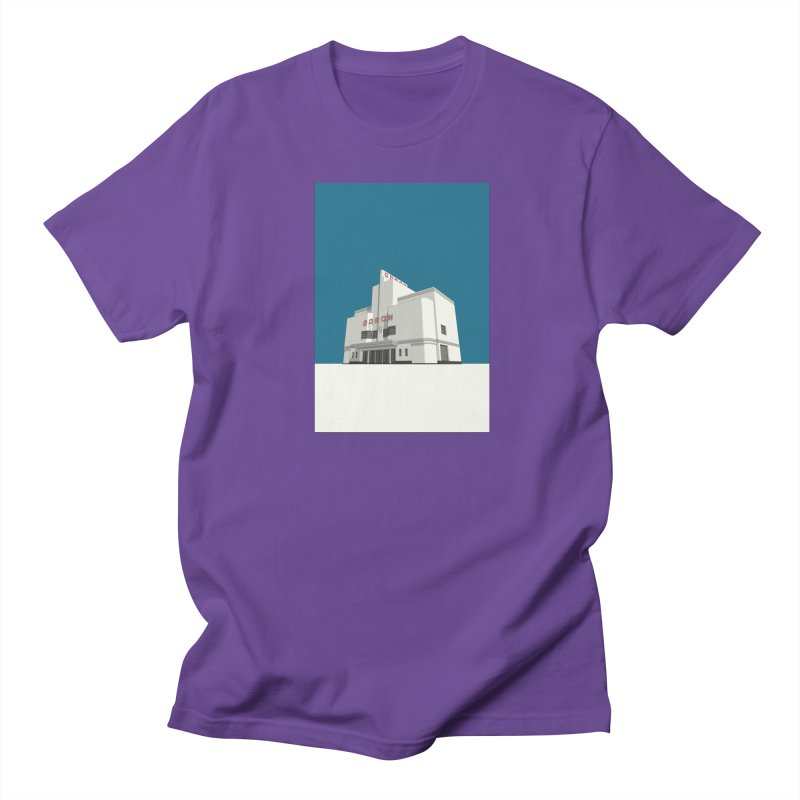 ODEON Balham Women's Regular Unisex T-Shirt by Pig's Ear Gear on Threadless