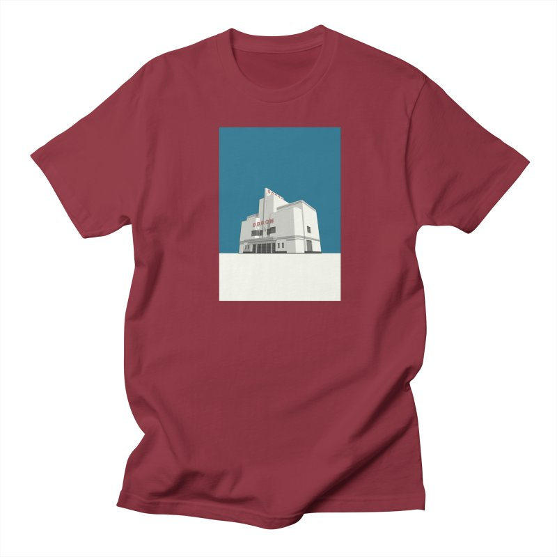 ODEON Balham Men's Regular T-Shirt by Pig's Ear Gear on Threadless