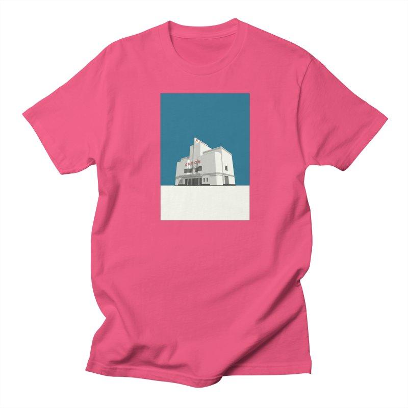 ODEON Balham Women's Regular Unisex T-Shirt by Pig's Ear Gear on Threadless