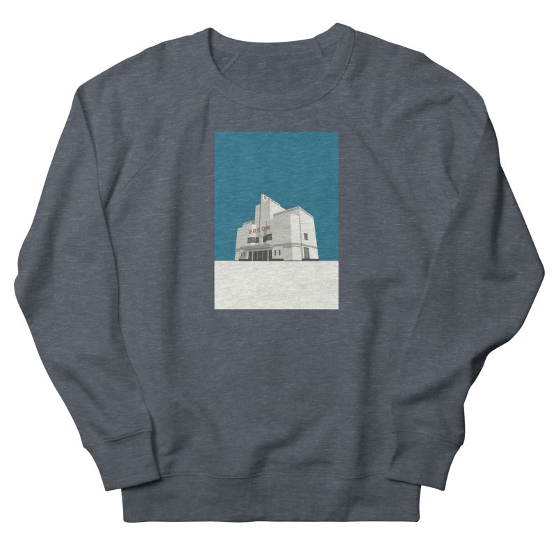 ODEON Balham Men's French Terry Sweatshirt by Pig's Ear Gear on Threadless