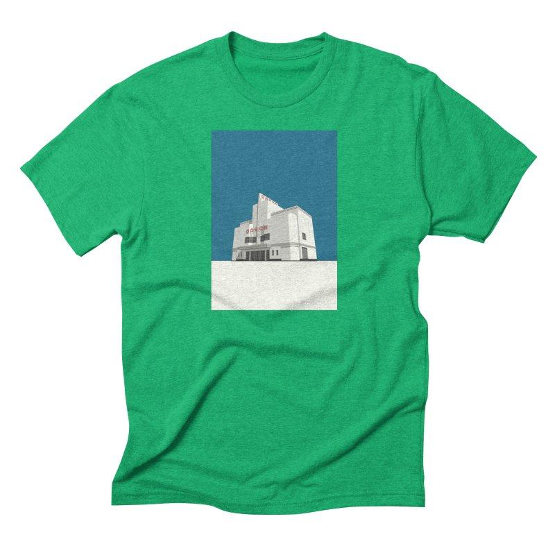 ODEON Balham Men's Triblend T-Shirt by Pig's Ear Gear on Threadless