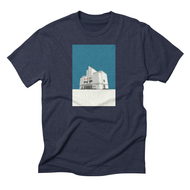 ODEON Balham Men's Triblend T-Shirt by Pig's Ear Gear on Threadless