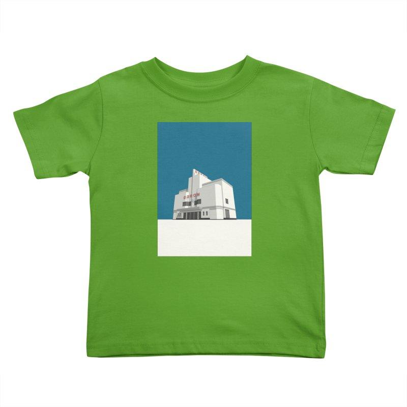 ODEON Balham Kids Toddler T-Shirt by Pig's Ear Gear on Threadless