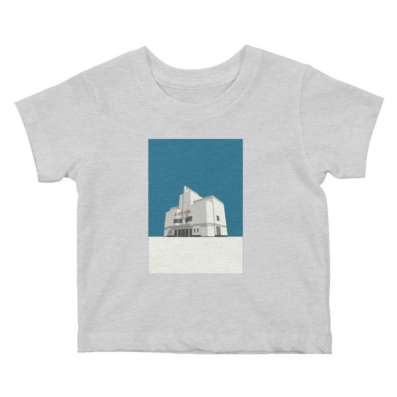 ODEON Balham Kids Baby T-Shirt by Pig's Ear Gear on Threadless