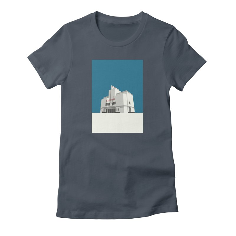 ODEON Balham Women's T-Shirt by Pig's Ear Gear on Threadless