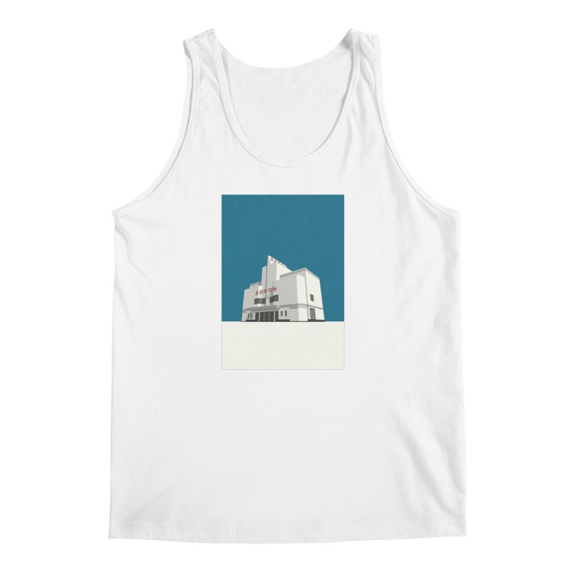 ODEON Balham Men's Regular Tank by Pig's Ear Gear on Threadless