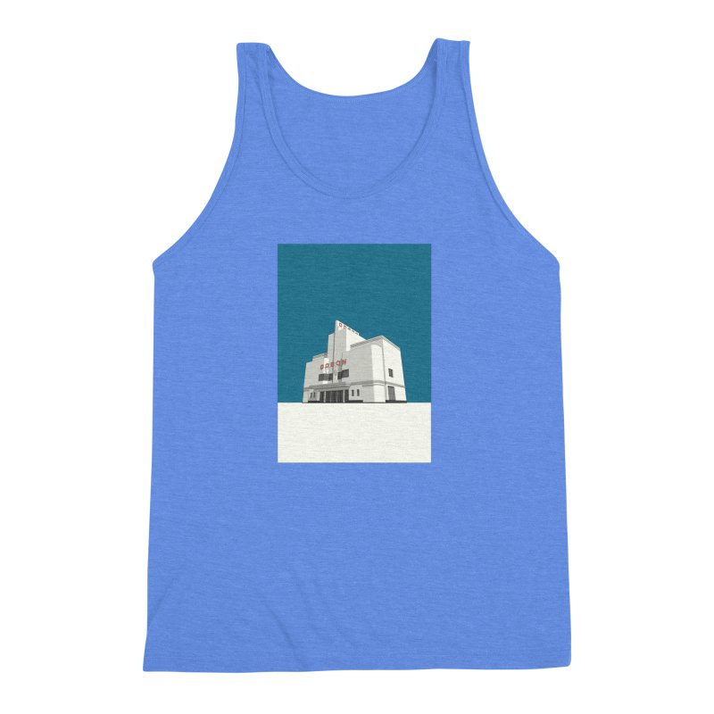 ODEON Balham Men's Triblend Tank by Pig's Ear Gear on Threadless