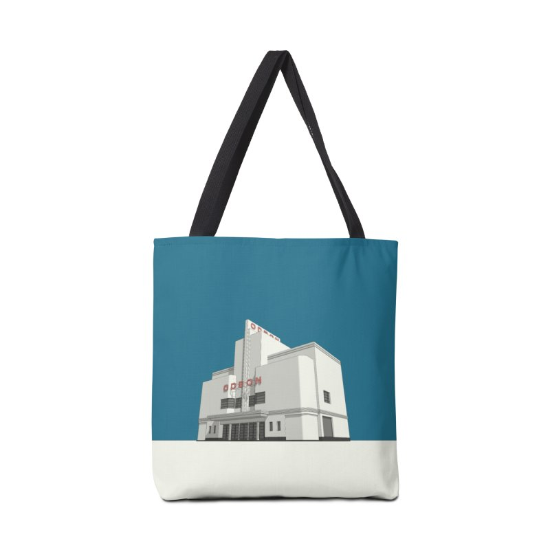 ODEON Balham Accessories Tote Bag Bag by Pig's Ear Gear on Threadless