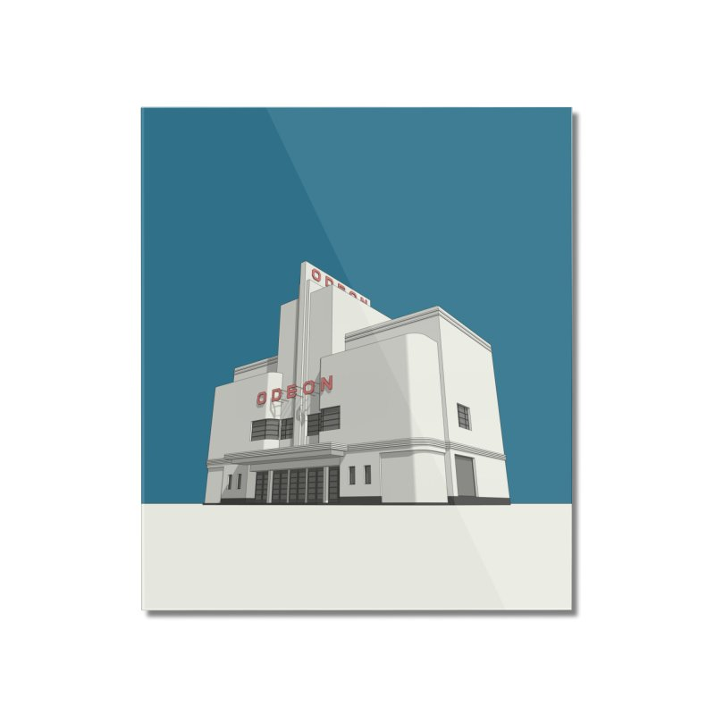 ODEON Balham Home  by Pig's Ear Gear on Threadless