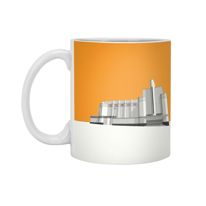ODEON Woolwich Accessories Standard Mug by Pig's Ear Gear on Threadless