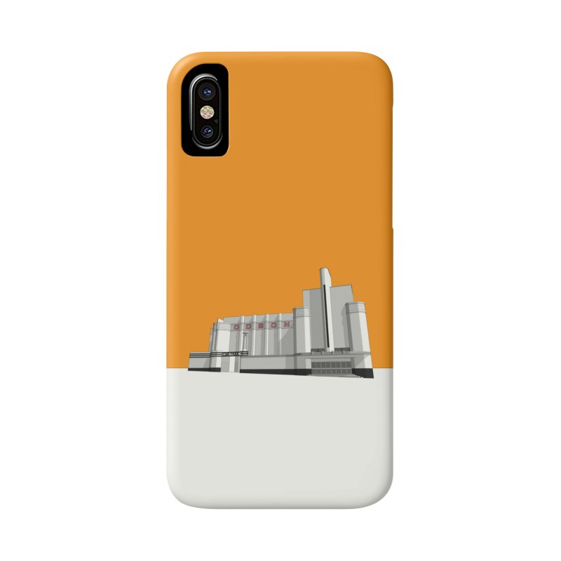 ODEON Woolwich Accessories Phone Case by Pig's Ear Gear on Threadless