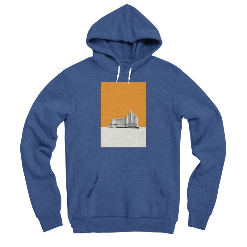 ODEON Woolwich Women's Sponge Fleece Pullover Hoody by Pig's Ear Gear on Threadless
