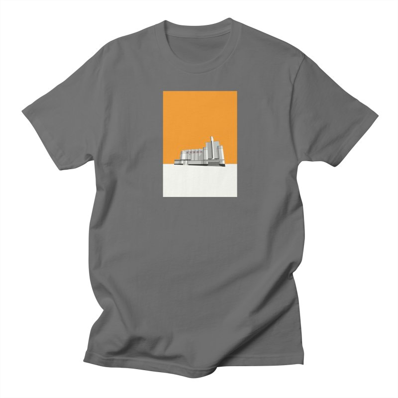 ODEON Woolwich Men's T-Shirt by Pig's Ear Gear on Threadless
