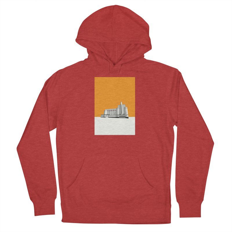 ODEON Woolwich Men's French Terry Pullover Hoody by Pig's Ear Gear on Threadless