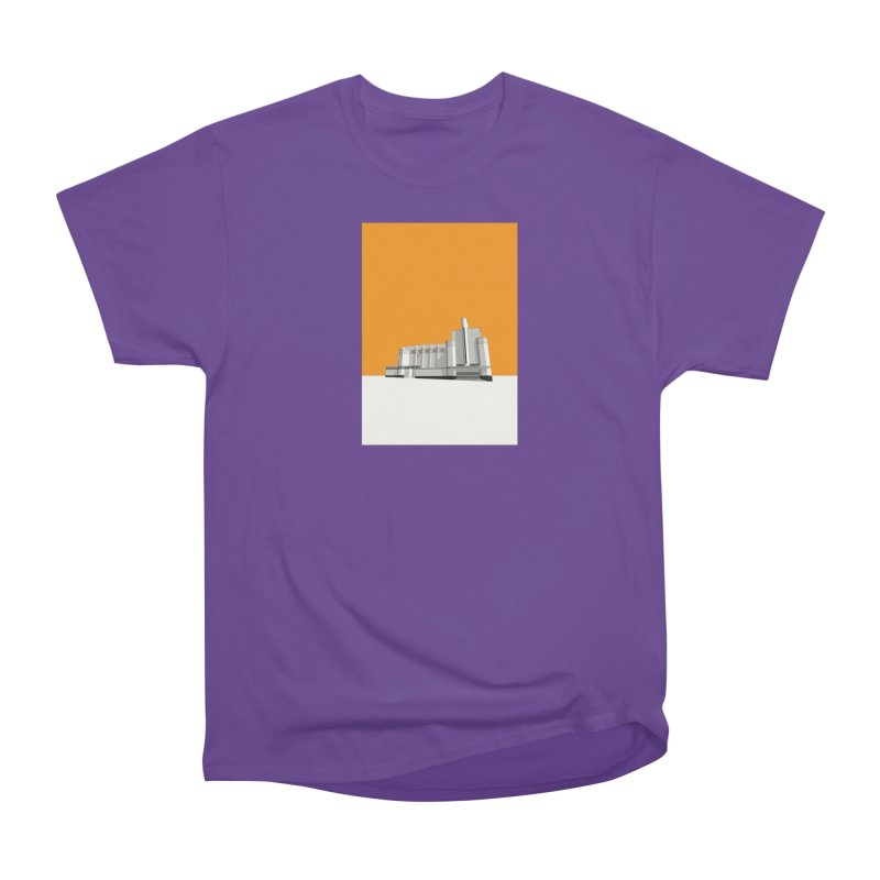ODEON Woolwich Men's Heavyweight T-Shirt by Pig's Ear Gear on Threadless