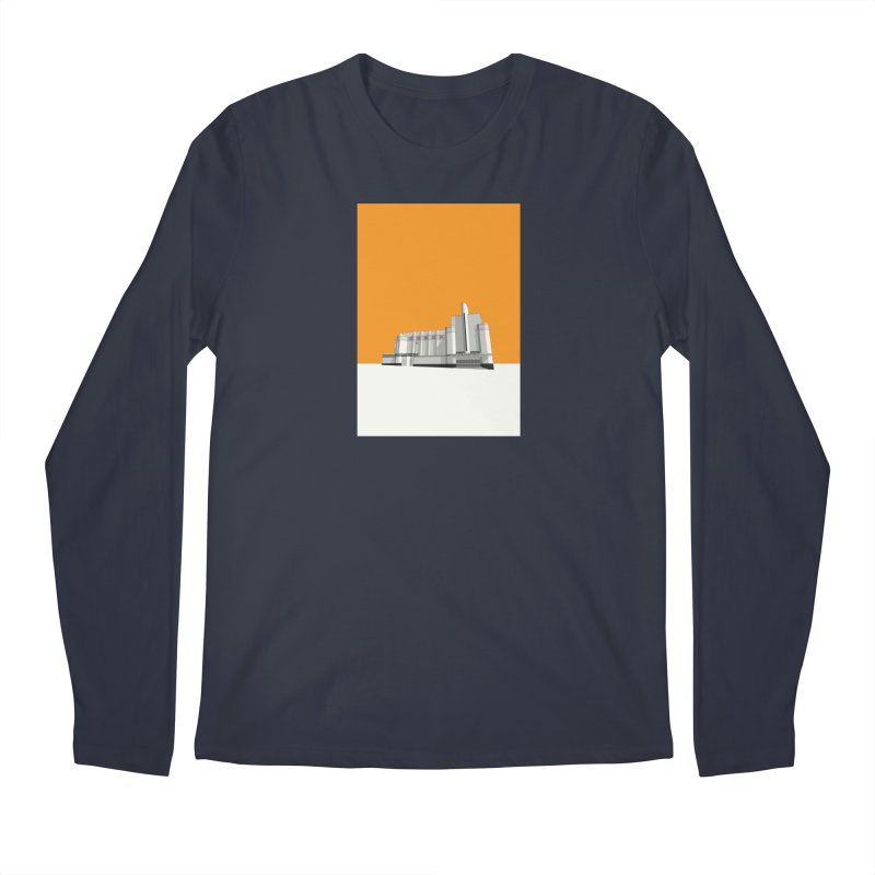 ODEON Woolwich Men's Regular Longsleeve T-Shirt by Pig's Ear Gear on Threadless