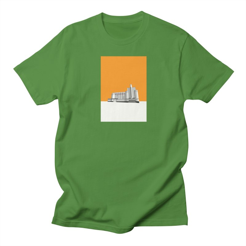 ODEON Woolwich Men's Regular T-Shirt by Pig's Ear Gear on Threadless