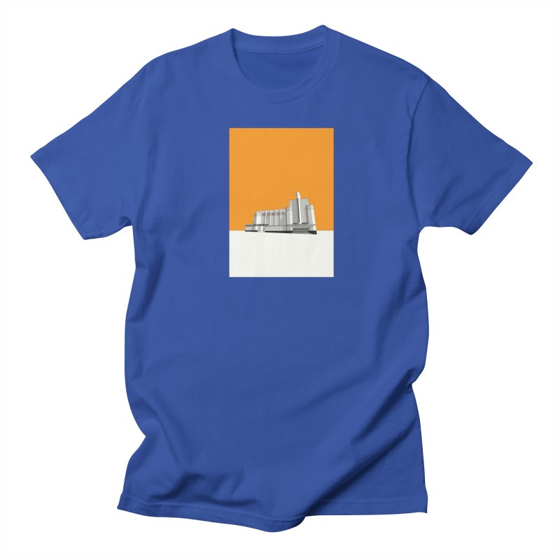 ODEON Woolwich Women's Regular Unisex T-Shirt by Pig's Ear Gear on Threadless