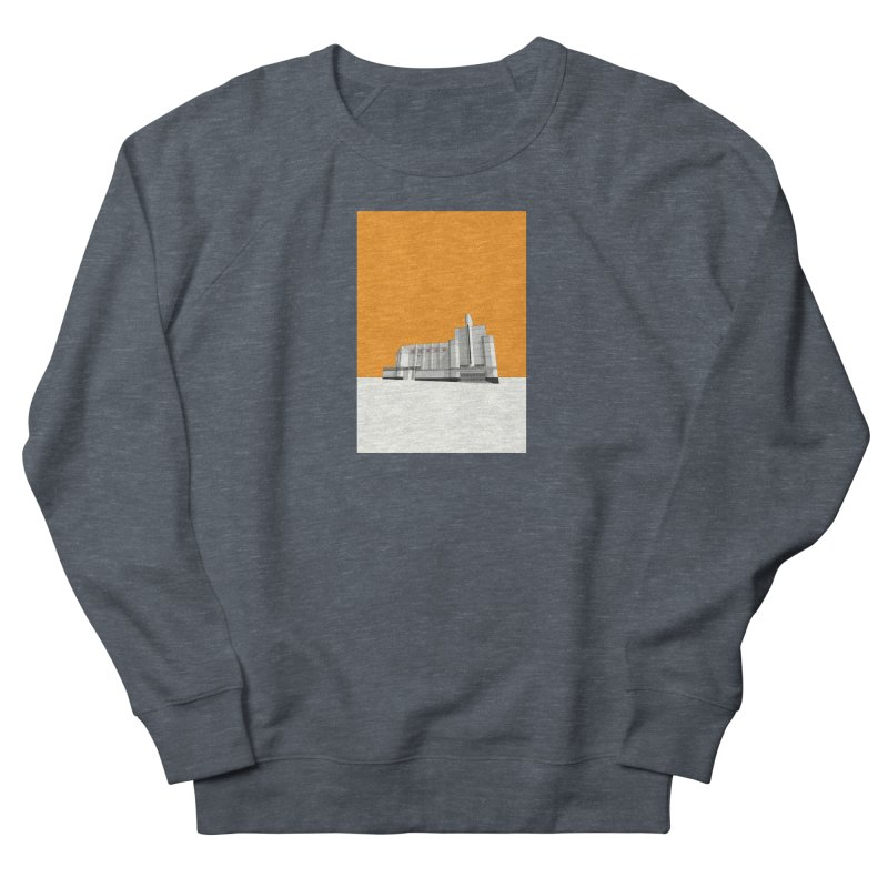 ODEON Woolwich Women's French Terry Sweatshirt by Pig's Ear Gear on Threadless