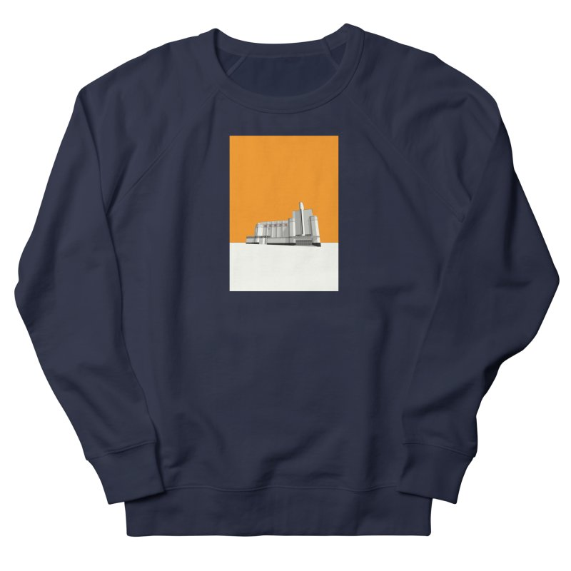 ODEON Woolwich Men's French Terry Sweatshirt by Pig's Ear Gear on Threadless