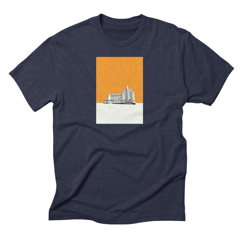 ODEON Woolwich Men's Triblend T-Shirt by Pig's Ear Gear on Threadless