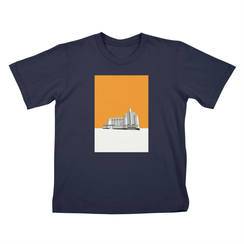 ODEON Woolwich Kids T-Shirt by Pig's Ear Gear on Threadless