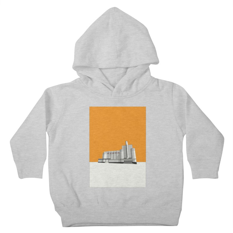 ODEON Woolwich Kids Toddler Pullover Hoody by Pig's Ear Gear on Threadless