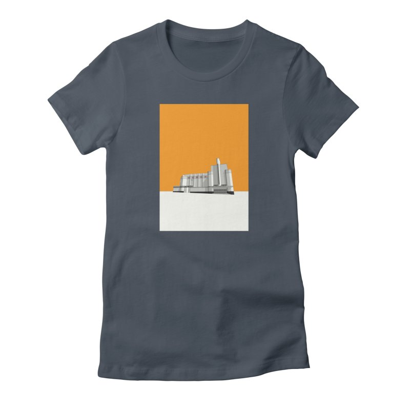 ODEON Woolwich Women's T-Shirt by Pig's Ear Gear on Threadless
