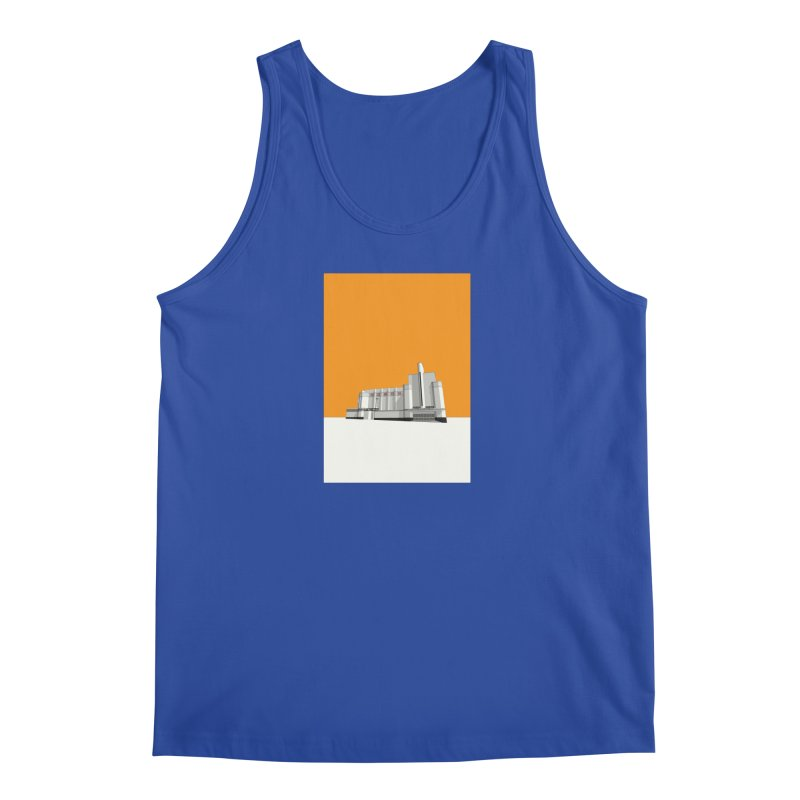 ODEON Woolwich Men's Regular Tank by Pig's Ear Gear on Threadless