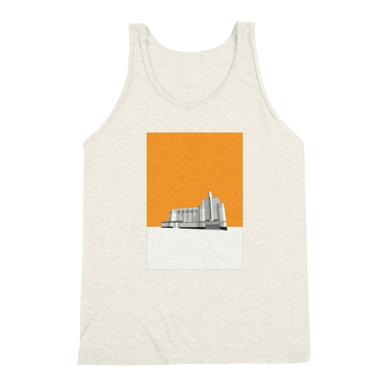 ODEON Woolwich Men's Triblend Tank by Pig's Ear Gear on Threadless