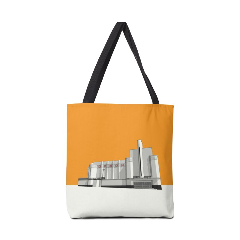 ODEON Woolwich Accessories Bag by Pig's Ear Gear on Threadless