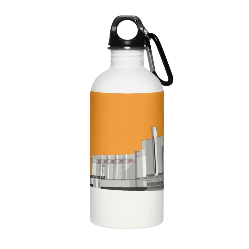 ODEON Woolwich Accessories Water Bottle by Pig's Ear Gear on Threadless