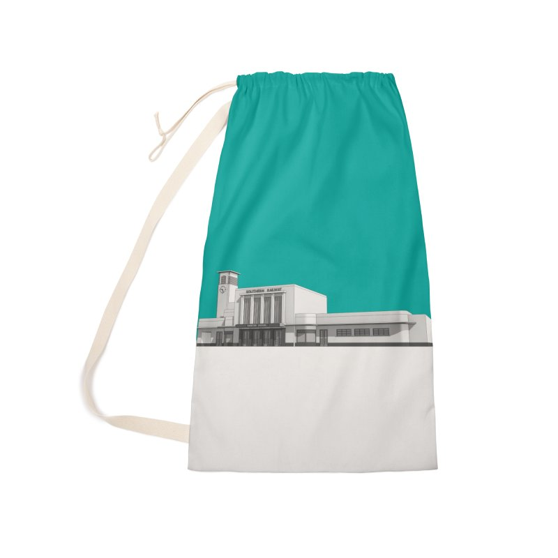 Surbiton Station Accessories Bag by Pig's Ear Gear on Threadless