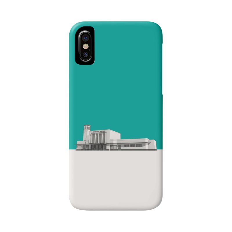 Surbiton Station Accessories Phone Case by Pig's Ear Gear on Threadless