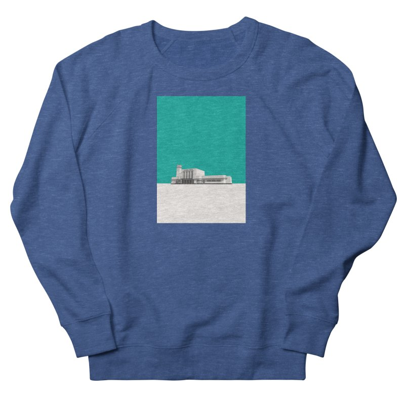 Surbiton Station Men's Sweatshirt by Pig's Ear Gear on Threadless