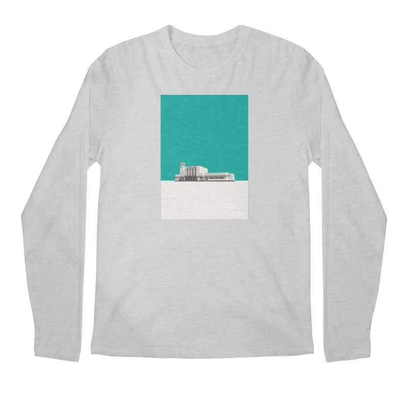 Surbiton Station Men's Regular Longsleeve T-Shirt by Pig's Ear Gear on Threadless