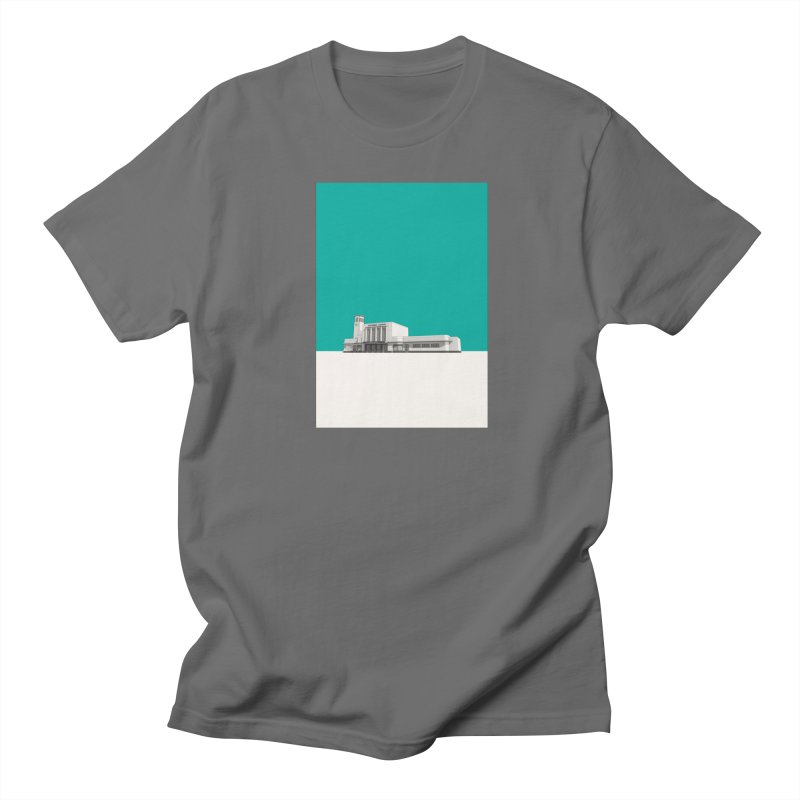 Surbiton Station Men's T-Shirt by Pig's Ear Gear on Threadless