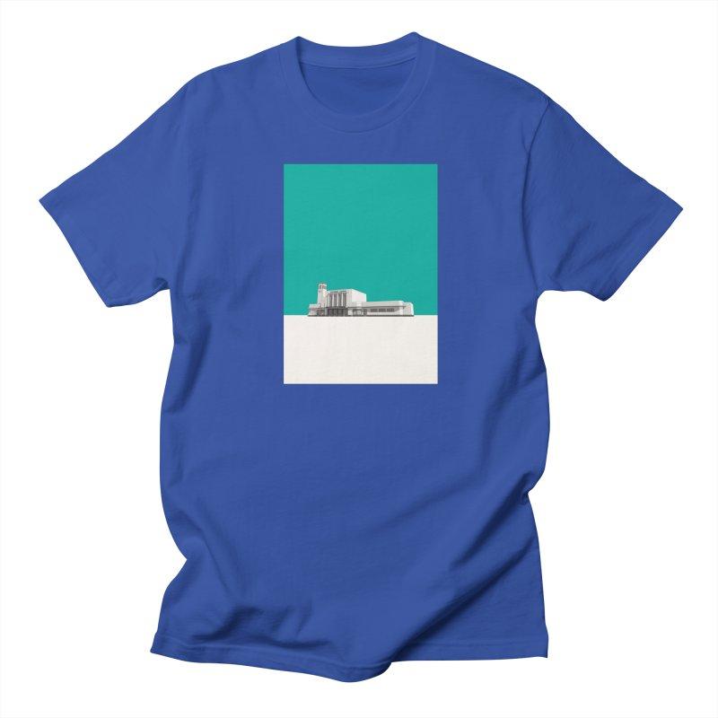 Surbiton Station Men's Regular T-Shirt by Pig's Ear Gear on Threadless