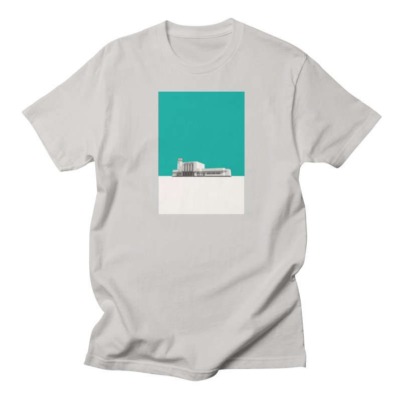 Surbiton Station Women's Regular Unisex T-Shirt by Pig's Ear Gear on Threadless