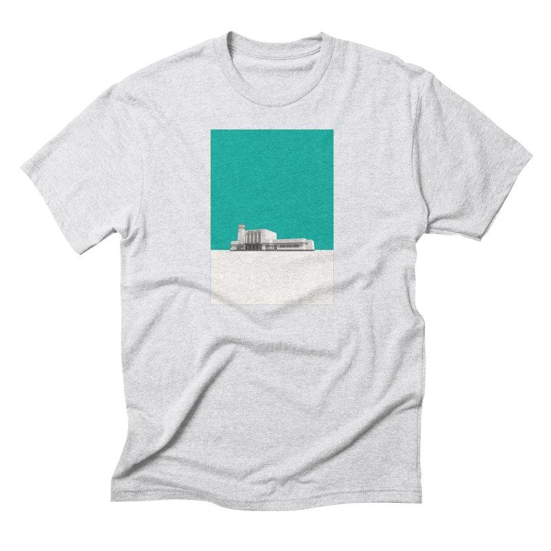 Surbiton Station Men's Triblend T-Shirt by Pig's Ear Gear on Threadless