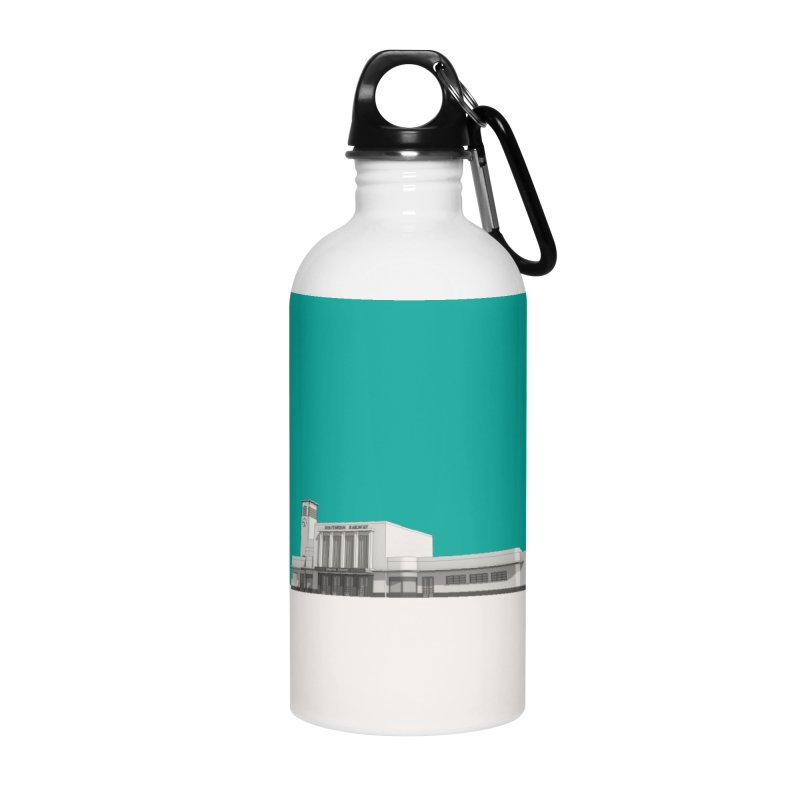 Surbiton Station Accessories Water Bottle by Pig's Ear Gear on Threadless