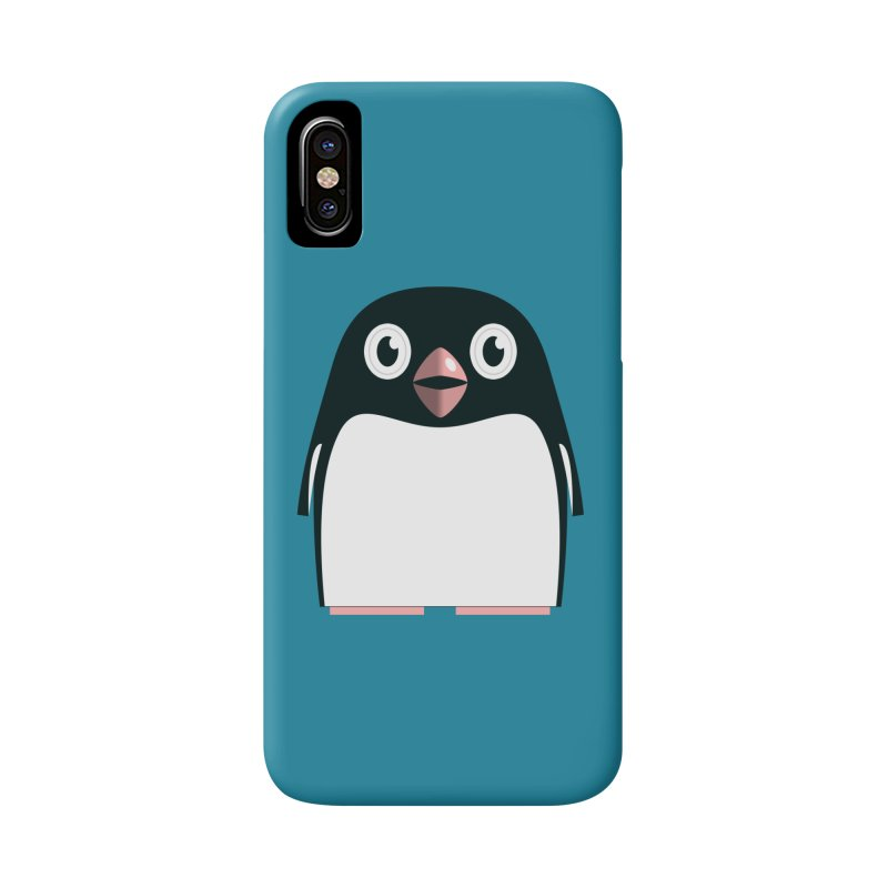 Adélie penguin Accessories Phone Case by Pig's Ear Gear on Threadless